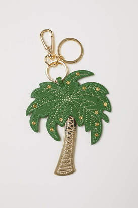 H&M Key Ring - Green/palm tree - Women