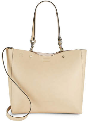 Karl Lagerfeld Reversible Faux Leather Tote