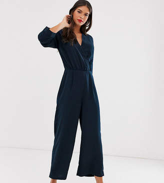 Y.A.S Tall wrap jumpsuit