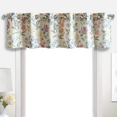 Christine Grommet Top Window Valance
