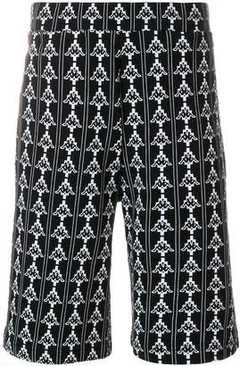 Marcelo Burlon County of Milan Kappa shorts