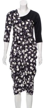 Zero Maria Cornejo Silk Midi Dress w/ Tags