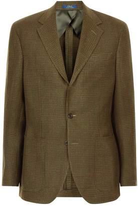 Polo Ralph Lauren Tweed Morgan Blazer