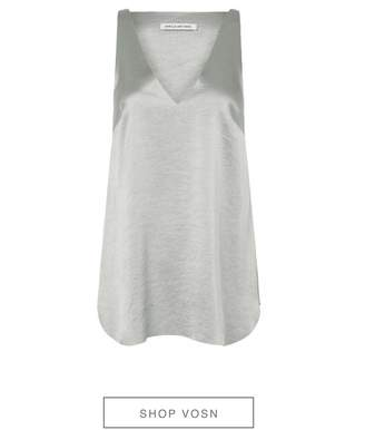 Camilla And Marc Aristide Deep V Neck Tank