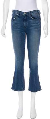 McGuire Denim Mid-Rise Flared-Leg Jeans