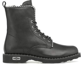 Cult Zeppelin Mid 2662 Army Boot