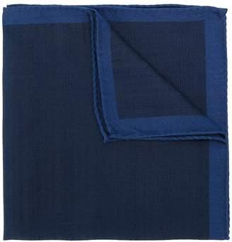 Fashion Clinic Timeless two-tone pocket square