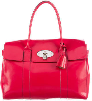 MulberryMulberry Bayswater Patent Leather Bag