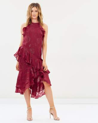 Cooper St Ophelia Sleeveless Frill Dress