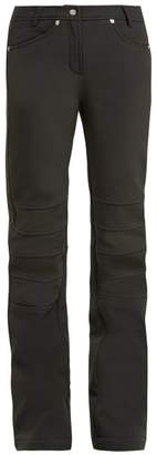 Toni Sailer - Ethel Technical Twill Ski Trousers - Womens - Dark Green
