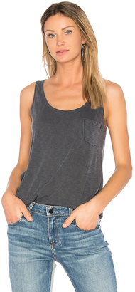 LA Made Boyfriend Tank $44 thestylecure.com