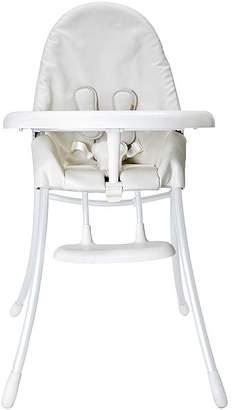 Pottery Barn Kids bloom NanoTM; Highchair, White Frame/Coconut White Seat