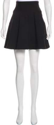 Robert Rodriguez A-Line Mini Skirt