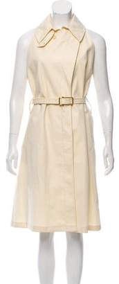 Stella McCartney Longline Belted Vest