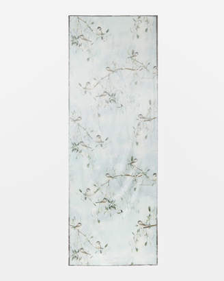 Ted Baker MODA Mistletoe Kiss long silk scarf