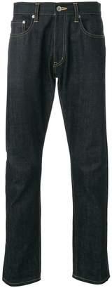 Neighborhood Ridgid midi jeans