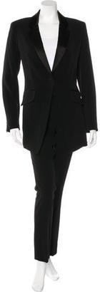 Diane von Furstenberg Tuxedo Genesis Pantsuit w/ Tags $245 thestylecure.com