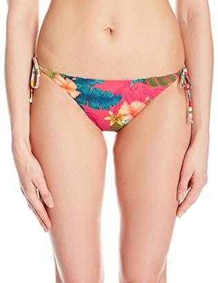 Desigual Women's Biki_Rouse Bikini Bottoms, Scarlet, Small