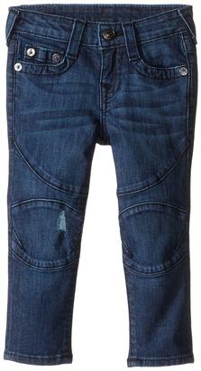 True Religion Kids Ricky Super T Jeans in Solaris Wash (Toddler/Little Kids) $129 thestylecure.com