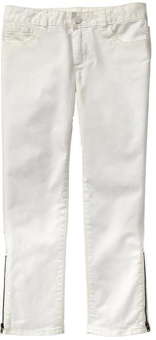 Gap Side-zip super skinny skimmer pants