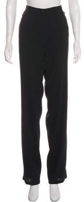 Chanel Silk Mid-Rise Pants w/ Tags