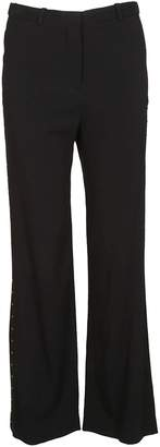See by Chloe Studded Flared Trousers