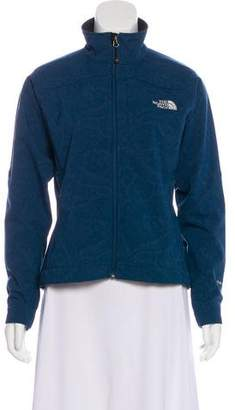The North Face Athletic Zip-Up Jacket