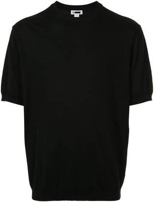 H Beauty&Youth short sleeve sweatshirt