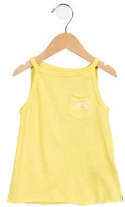Scotch & Soda Girls' Knit Sleeveless Top w/ Tags