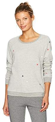 Sundry Women's All Over Stars Sweatshirt