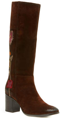 Frye Nova Flower Tall Boot