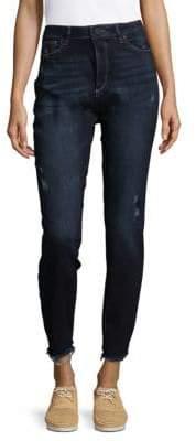 Chrissy Trim to Trinity Skinny Jeans