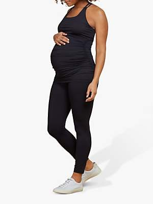 Isabella Oliver Active Maternity Leggings, Black