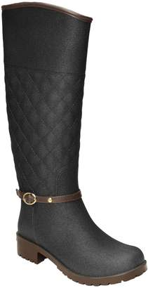 Aerosoles Martha Stewart Tall-Shaft Rain Boots- South Salem