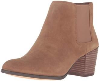 Anne Klein Women's Geordanna Suede Chelsea Boot
