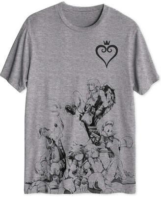 Hybrid Kingdom Hearts Men's Graphic T-Shirt