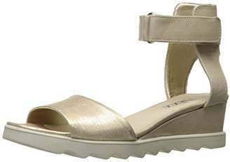 The Flexx Women's Give N Take Wedge Sandal