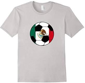 Cool Mexico Soccer Shirt Mexican flag