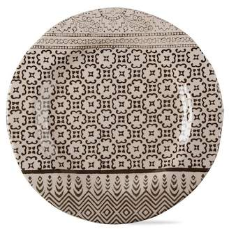 tag Henna Bamboo Melamine Dinner Plate - Set of 4