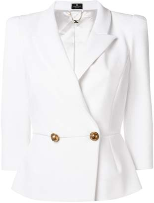 Elisabetta Franchi short fitted jacket