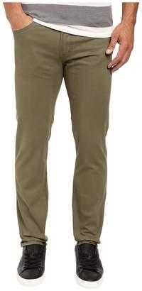 U.S. Polo Assn. Corduroy Skinny Fit Five-Pocket Jeans in Olive Dusk Men's Jeans