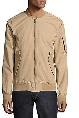 Nudie Jeans Men's Alexander Bomber Jacket