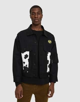 Brain Dead Cow Club Trucker Jacket