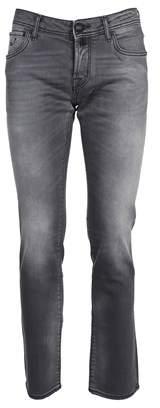 Jacob Cohen Men's Pw622comf733w3 Grey Cotton Jeans.