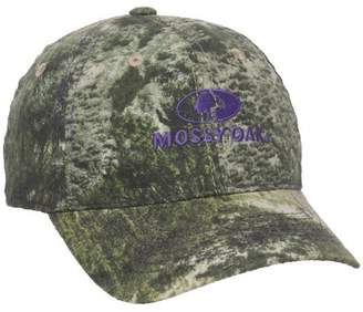 Mossy Oak Ladies Country Mountain Range Adjustable Camo Cap