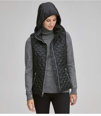 Andrew Marc Caitlin Quilted Vest