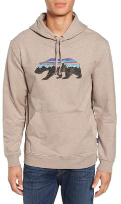 Patagonia Fitz Roy Bear Graphic Hoodie