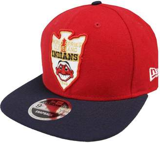 New Era Cleveland Indians Cooperstown Snapback Cap 9fifty Limited Edition