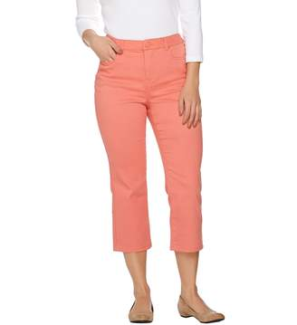 C. Wonder 5-Pocket Slim Leg Crop Length Jeans