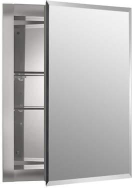 Kohler 16 x 20 Aluminum Mirrored Medicine Cabinet